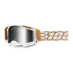 100% Crossbril Racecraft 2 Mayfair - Spiegel Lens