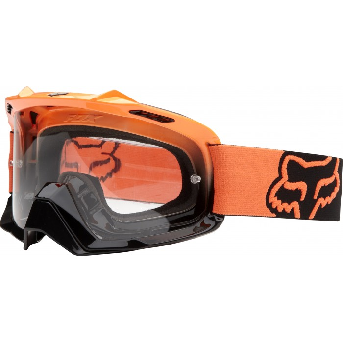 91e92fa3b9493 Fox - 2017 AIRSPC Day Glow MX Goggle - Orange Clear · Click here for more  images