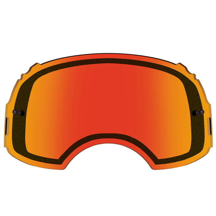 a57e0809e31 Oakley has a dual clear lens and dual persimmon lens for the airbrake. That will  probably work well.