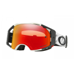 Oakley Crossbril Airbrake Mat Wit - Prizm Torch Lens