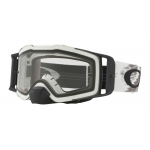 Oakley Crossbril Front Line MX Mat Wit Speed - Clear Lens