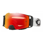 Oakley Crossbril Front Line MX Mat Wit Speed - Prizm Torch Lens