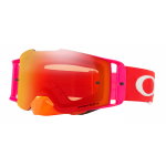 Oakley Crossbril Front Line MX Pinned Race Rood - Prizm Torch Lens