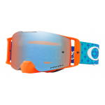 Oakley Crossbril Front Line MX TLD Starbust - Prizm Sapphire Lens