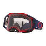Oakley Crossbril Airbrake Heritage B1B Red Navy - Prizm Low Light Lens