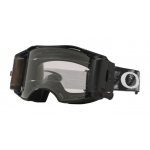 Oakley Crossbril Airbrake Matte Black Speed Roll-Off - Prizm Low Light Lens