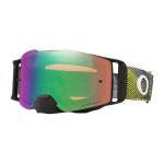 Oakley Crossbril Front Line MX Rut City Green Gunmetal - Prizm Jade Lens