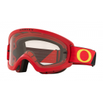 Oakley Crossbril XS O-frame 2.0 Heritage B1B Red Yellow - Clear Lens