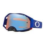 Oakley Crossbril Airbrake Moto Blue - Prizm Sapphire Lens
