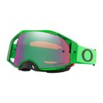 Oakley Crossbril Airbrake Moto Green - Prizm Jade Lens