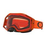 Oakley Crossbril Airbrake Moto Orange - Prizm Bronze Lens