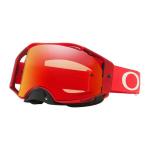 Oakley Crossbril Airbrake Moto Red - Prizm Torch Lens