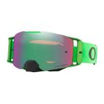 Oakley Crossbril Front Line MX Moto Green - Prizm Jade Lens