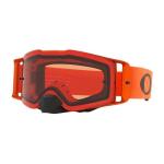 Oakley Crossbril Front Line MX Moto Orange - Prizm Bronze Lens