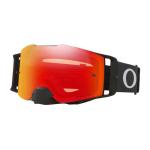 Oakley Crossbril Front Line MX Tuff Blocks Black Gun Metal - Prizm Torch Lens