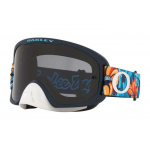Oakley Crossbril O-frame 2.0 TLD Cosmic Jungle Blue - Dark Grey Lens
