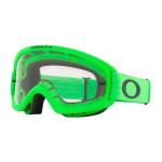 Oakley Crossbril XS O-frame 2.0 Moto Green - Clear Lens