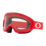 Oakley Crossbril XS O-frame 2.0 Moto Red - Clear Lens