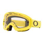 Oakley Crossbril XS O-frame 2.0 Moto Yellow - Clear Lens