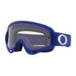 Oakley Crossbril O-frame Moto Blue - Clear Lens