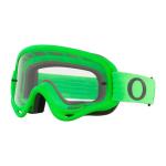 Oakley Crossbril O-frame Moto Green - Clear Lens