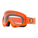 Oakley Crossbril O-frame Moto Orange - Clear Lens