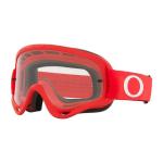 Oakley Crossbril O-frame Moto Red - Clear Lens
