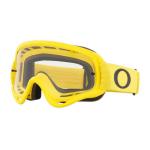 Oakley Crossbril O-frame Moto Yellow - Clear Lens
