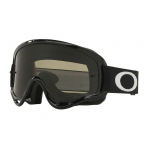 Oakley Crossbril XS O-frame Jet Black - Dark Grey Lens
