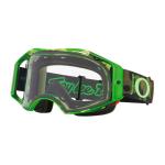 Oakley MTB Bril Airbrake TLD Dazzle Green - Prizm Low Light Lens