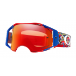 Oakley Crossbril Airbrake Camo Vine Jungle RWB - Prizm Torch Lens