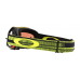 Oakley Crossbril Airbrake Frequency Green Yellow - Prizm Jade Lens