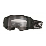 Oakley Crossbril Airbrake Jet Black Speed Roll-Off - Clear Lens