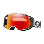 Oakley Crossbril Airbrake Matte White Speed - Prizm Torch Lens