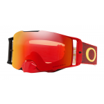 Oakley Crossbril Front Line MX Equalizer Red Yellow - Prizm Torch Lens