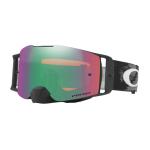 Oakley Crossbril Front Line MX Matte Black Speed - Prizm Jade Lens