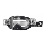 Oakley Crossbril O-frame 2.0  Matte Black Roll-Off - Clear Lens