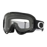 Oakley Crossbril O-frame Jet Black - Clear Lens