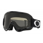 Oakley Crossbril O-frame Jet Black - Dark Grey Lens