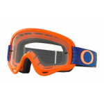 Oakley Crossbril O-frame Shockwave Orange Blue - Clear Lens