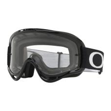 Oakley Crossbril XS O-frame Jet Black - Clear Lens