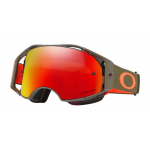 Oakley Crossbril Aibrake MTB Dark Brush Orange - Prizm Torch Lens
