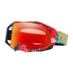 Oakley Crossbril Airbrake Herlings Graffito RWB - Prizm Torch Lens