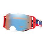 Oakley Crossbril Front Line MX TLD RWB - Prizm Sapphire Lens