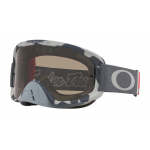 Oakley Crossbril O-frame 2.0 TLD Low VIS Grey - Dark Grey Lens