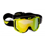 Progrip Crossbril 3404 Menace - Zwart / Geel