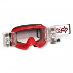 RNR Crossbril WVS Racerpack Colossus 50MM - Rood