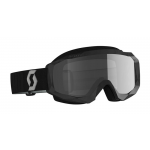 Scott Crossbril Hustle X MX Sand Dust - Zwart / Grijs - Smoke Lens