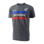 Troy Lee Designs T-shirt Honda - Charcoal
