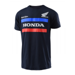Troy Lee Designs T-shirt Honda - Navy